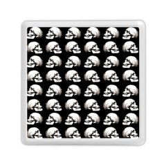 Halloween Skull Pattern Memory Card Reader (square)