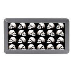 Halloween Skull Pattern Memory Card Reader (mini)