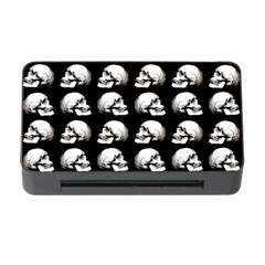 Halloween Skull Pattern Memory Card Reader With Cf