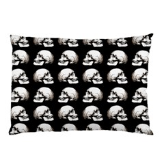 Halloween Skull Pattern Pillow Case (two Sides)