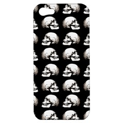 Halloween Skull Pattern Apple Iphone 5 Hardshell Case