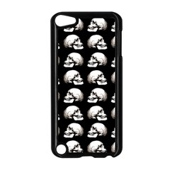 Halloween Skull Pattern Apple Ipod Touch 5 Case (black)