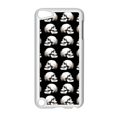 Halloween Skull Pattern Apple Ipod Touch 5 Case (white)