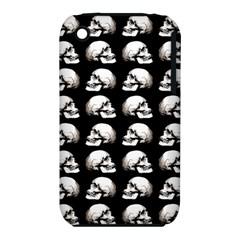 Halloween Skull Pattern Iphone 3s/3gs