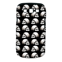 Halloween Skull Pattern Samsung Galaxy S Iii Classic Hardshell Case (pc+silicone)
