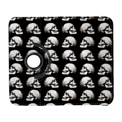 Halloween Skull Pattern Galaxy S3 (flip/folio)