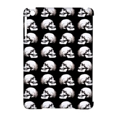 Halloween Skull Pattern Apple Ipad Mini Hardshell Case (compatible With Smart Cover)