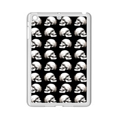 Halloween Skull Pattern Ipad Mini 2 Enamel Coated Cases