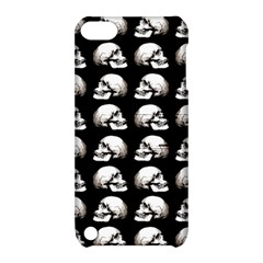 Halloween Skull Pattern Apple Ipod Touch 5 Hardshell Case With Stand