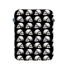 Halloween Skull Pattern Apple Ipad 2/3/4 Protective Soft Cases