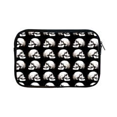 Halloween Skull Pattern Apple Ipad Mini Zipper Cases