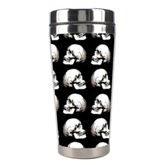 Halloween Skull Pattern Stainless Steel Travel Tumblers