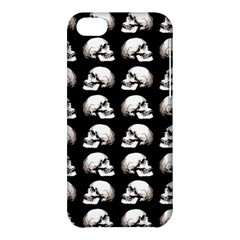 Halloween Skull Pattern Apple Iphone 5c Hardshell Case