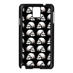 Halloween Skull Pattern Samsung Galaxy Note 3 N9005 Case (black)