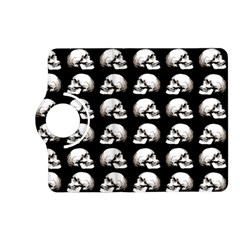 Halloween Skull Pattern Kindle Fire Hd (2013) Flip 360 Case