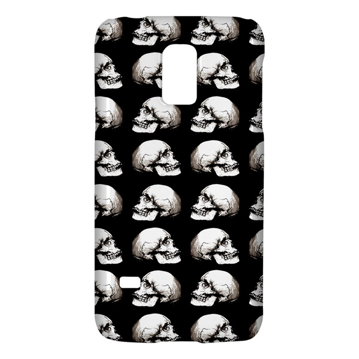 Halloween skull pattern Galaxy S5 Mini