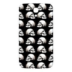 Halloween Skull Pattern Samsung Galaxy Mega I9200 Hardshell Back Case