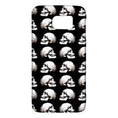 Halloween Skull Pattern Galaxy S6