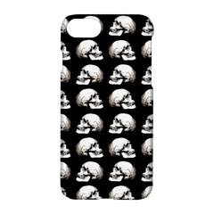 Halloween Skull Pattern Apple Iphone 7 Hardshell Case