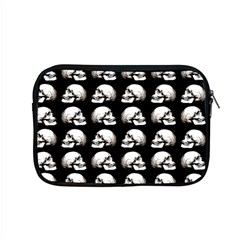 Halloween Skull Pattern Apple Macbook Pro 15  Zipper Case