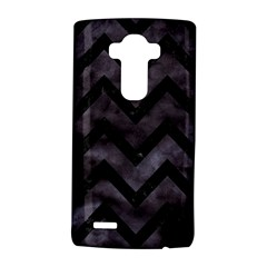 Chevron9 Black Marble & Black Watercolor (r) Lg G4 Hardshell Case