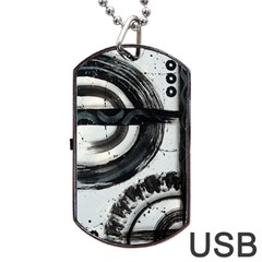 Img 6270 Copy Dog Tag Usb Flash (one Side)