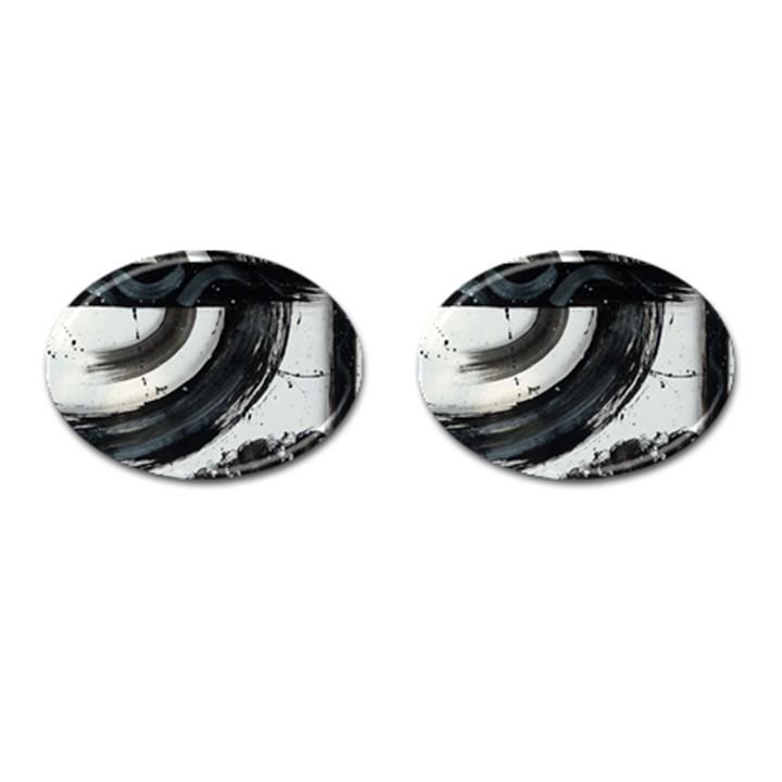 Img 6270 Copy Cufflinks (Oval)