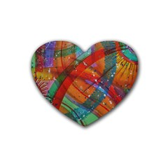 Img 5798 Heart Coaster (4 Pack)