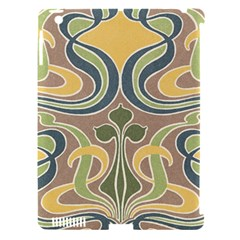 Art Nouveau Apple Ipad 3/4 Hardshell Case (compatible With Smart Cover)
