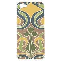 Art Nouveau Apple Iphone 5 Hardshell Case