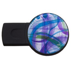 Construct Usb Flash Drive Round (2 Gb)