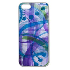 Construct Apple Seamless Iphone 5 Case (clear)