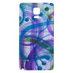 Construct Galaxy Note 4 Back Case