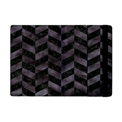 Chevron1 Black Marble & Black Watercolor Ipad Mini 2 Flip Cases