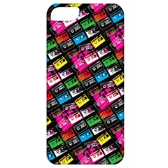Pattern Colorfulcassettes Icreate Apple Iphone 5 Classic Hardshell Case