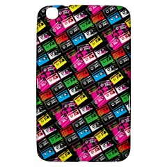 Pattern Colorfulcassettes Icreate Samsung Galaxy Tab 3 (8 ) T3100 Hardshell Case