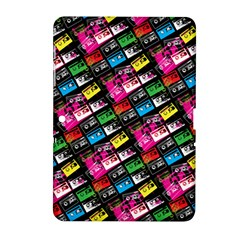 Pattern Colorfulcassettes Icreate Samsung Galaxy Tab 2 (10 1 ) P5100 Hardshell Case
