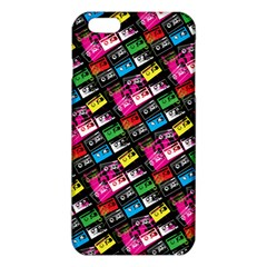 Pattern Colorfulcassettes Icreate Iphone 6 Plus/6s Plus Tpu Case