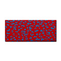 Blue Red Space Galaxy Cosmetic Storage Cases