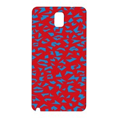 Blue Red Space Galaxy Samsung Galaxy Note 3 N9005 Hardshell Back Case