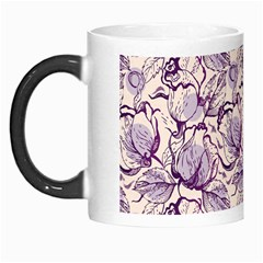 Vegetable Cabbage Purple Flower Morph Mugs