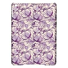 Vegetable Cabbage Purple Flower Ipad Air Hardshell Cases