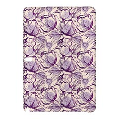 Vegetable Cabbage Purple Flower Samsung Galaxy Tab Pro 10 1 Hardshell Case