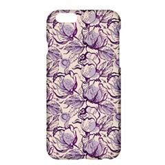 Vegetable Cabbage Purple Flower Apple Iphone 6 Plus/6s Plus Hardshell Case