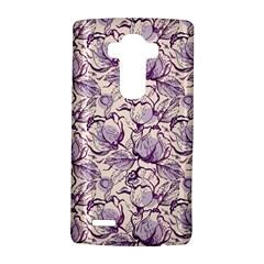 Vegetable Cabbage Purple Flower Lg G4 Hardshell Case
