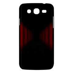 Black Red Door Samsung Galaxy Mega 5 8 I9152 Hardshell Case