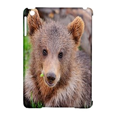 Baby Bear Animals Apple Ipad Mini Hardshell Case (compatible With Smart Cover)