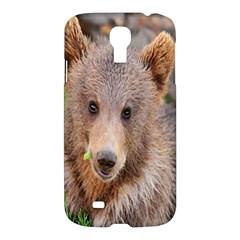 Baby Bear Animals Samsung Galaxy S4 I9500/i9505 Hardshell Case