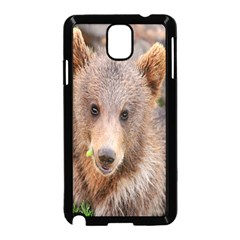 Baby Bear Animals Samsung Galaxy Note 3 Neo Hardshell Case (black)
