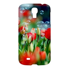 Colorful Flowers Samsung Galaxy S4 I9500/i9505 Hardshell Case